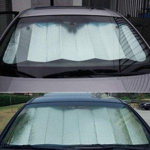 Шторка солнцезащитная для лобового стекла автомобиля