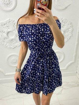 Платье Ткань рубчик