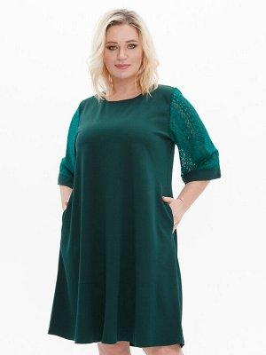 Платье Барселона (зеленый)