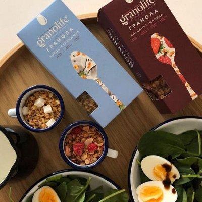 Grano*life — натуральные завтраки для Вас