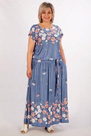 Платье джинс/цветы, сирень/цветы, голубой/цветы, джинс/цветы бежевые, цветы бирюзовые, черный/цветы синие, черный/цветы желтые, цветы красные,джинс/цветы молочные, тюльпаны на синем,цветы на темно-син
