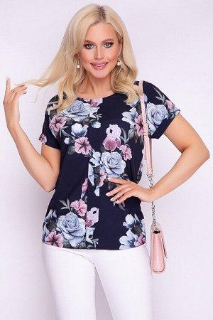 Лёгкая летняя блузка