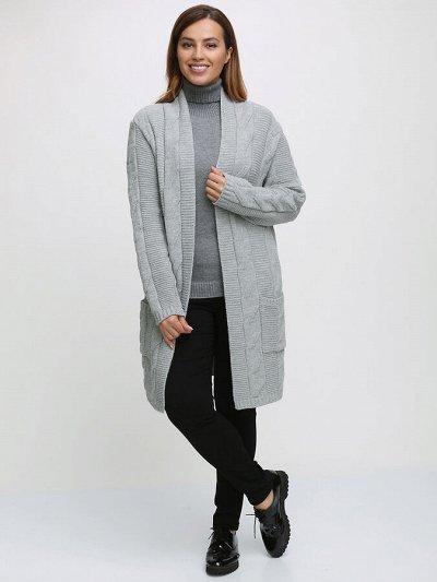 Женская одежда, вязаный трикотаж от фабрики Стиль — Женские кардиганы — Кардиганы