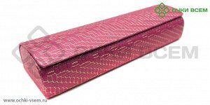 Футляр для очков Взрослый На магните T-13856G5 Розовый