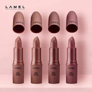 Vivienne Sabo! Весенние новинки красоты🌷 — Lamel. Для губ — Декоративная косметика