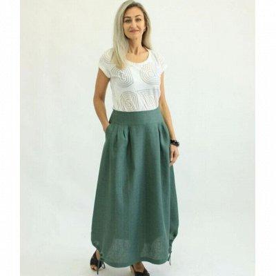 ~Льняная одежда ~ Всегда модно и красиво. — Брюки, бриджы, шорты, юбки — Классические брюки