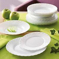Мартика и Магнолия: Пластик для Вашего дома — Посуда из стекла и фарфора (только блоками) — Посуда