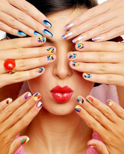 Vivienne Sabo! Весенние новинки красоты🌷 — Dia D`oro. Для ногтей — Декоративная косметика