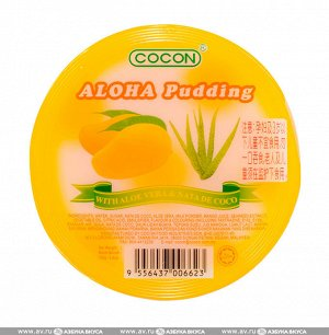 "Пудинг фруктовый ""ALOНA"" Манго с алоэ-вера 192 гр."