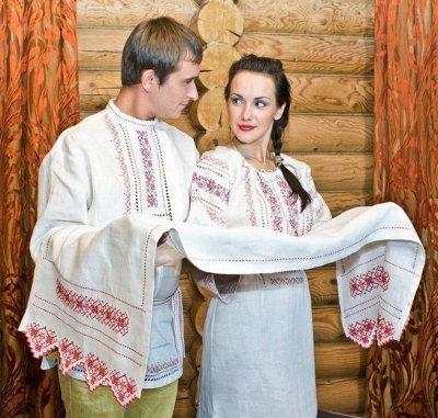 Костромской текстиль снова для вас 🌠 Обновки для дома! — Рушники — Свадьба