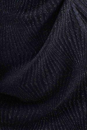 Платье 2431-1.98 темно-синее