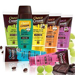 Крымская натуральная косметика — CHOCO CREAM – шоколадная косметика на основе какао — Средства против целлюлита и растяжек