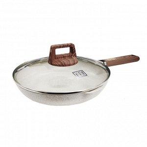Сковорода с антипригарным покрытием MGC / 28 см