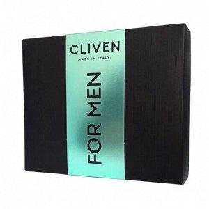 Cliven Подарочный набор №4 (шампунь 250 мл, гель для душа classic 250 мл, дезодорант classic 200 мл)
