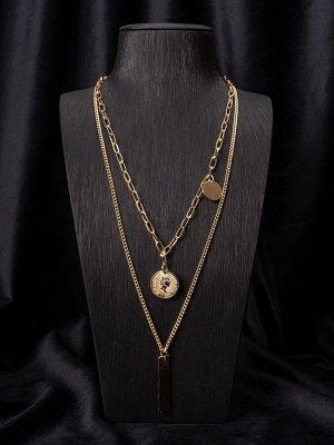 10148501 Колье Street Fashion - Бижутерия Selena