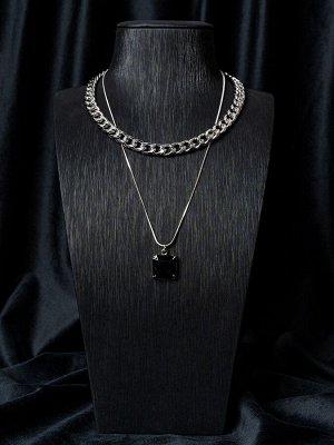 10148171 Колье Street Fashion - Бижутерия Selena