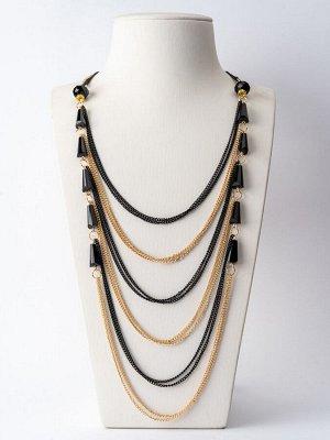 10147381 Колье Street Fashion - Бижутерия Selena