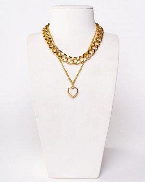10149911 Колье Street Fashion - Бижутерия Selena