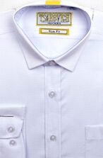 Школьные сорочки TSAREVICH однотонные