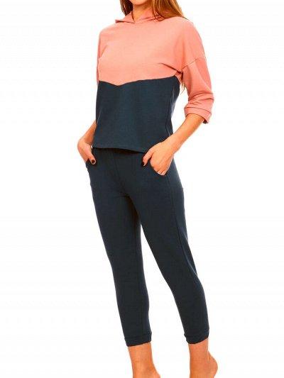 Океан текстиля — носки, трусы упаковками. Одежда для дома — Женский трикотаж. Костюмы с бриджами — Костюмы с брюками