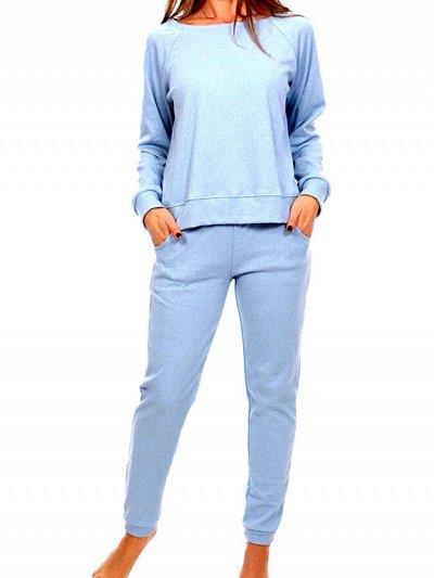 Океан текстиля — носки, трусы упаковками. Одежда для дома — Женский трикотаж. Костюмы с брюками — Костюмы с брюками