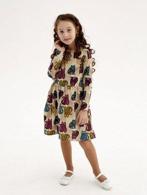 Платье Элла MAX коты