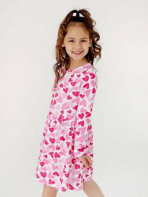 Платье One Love SYLE сердца