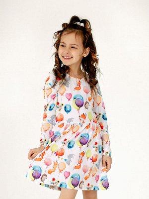 Платье Эля воздушные шары