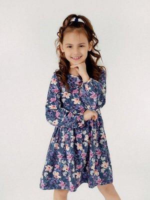Платье Моана голубой