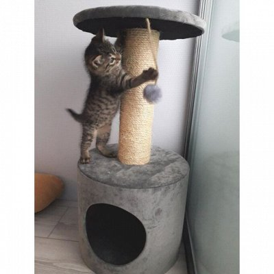 Кигуруми для деток — Кошкин дом — Домики и когтеточки