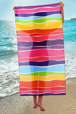 Полотенце пляжное, 150*80