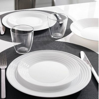Pasabahce: Я❤посуду — Тарлелки из стекла — Посуда