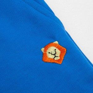 Шорты ДМ Количество в упаковке: 1; Артикул: BN-312Л21-461; Цвет: Синий; Ткань: Футер 2-х нитка; Состав: 100% Хлопок; Цвет: Синий Скачать таблицу размеров