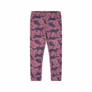 Леггинсы Количество в упаковке: 1; Артикул: BN-471К-177-Р; Цвет: Розовый; Ткань: Кулирка с лайкрой; Состав: 95% хлопок, 5% лайкра; Цвет: Розовый Скачать таблицу размеров