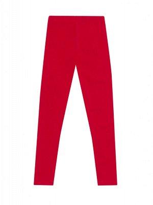 Леггинсы Количество в упаковке: 1; Артикул: WIN-WJG01737; Цвет: Красный; Ткань: Хлопок; Состав: 92% хлопок,8% эластан.; Цвет: Красный Яркие леггинсы для девочки из натурального хлопка с добавлением э