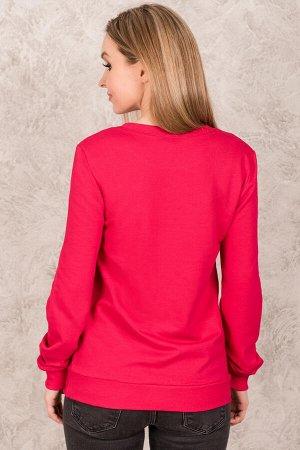 Толстовка Количество в упаковке: 1; Артикул: ШАР-0174-22; Цвет: Красный; Ткань: Футер с начесом; Состав: 100% Хлопок; Вес- от: 290 г.; Цвет: Вишневый Скачать таблицу размеров