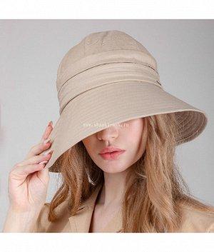 2009 Шляпа Тип изделия: Шляпа; Размер: 56-58; Состав: 100% хлопок; Подклад: 100% хлопок