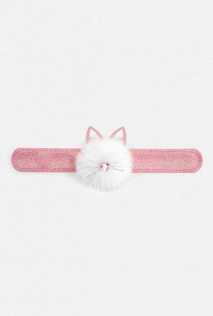 Браслет детский Suzane светло-розовый