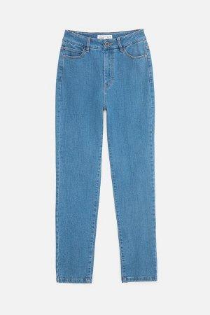Брюки джинсовые жен. POMEGRANATE2 голубой