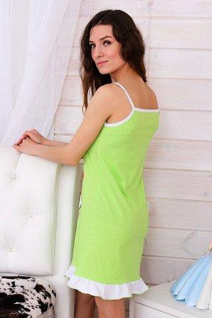 Сорочка женская СЖ20, цвет микс, размеры 42-52