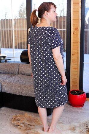Платье ПЛЖ12, цвет микс, размеры 48-56
