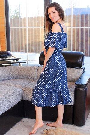 Платье МАСЯ 2, цвет микс, размеры 42-48
