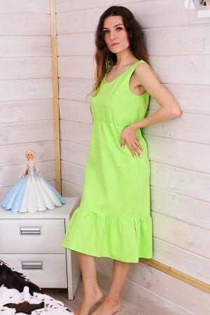 Сорочка женская СЖ13, цвет микс, размер 42-48