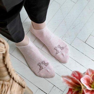 Брестские носки в наличии! Спортивные, классика — Носки женские - укороченные — Носки