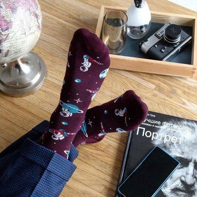 Брестские носки в наличии! 🧦Яркие новинки — Носки мужские - яркая коллекция — Носки