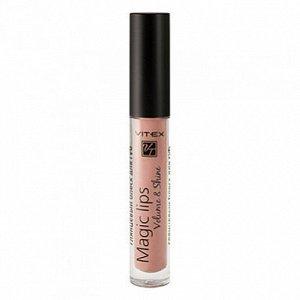 VITEX Глянцевый блеск для губ MAGIC LIPS, 3 г. тон 805 Pink sunset