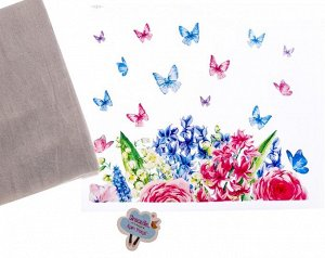 Интерьерная подушка «Весеннее настроение», набор для шитья, 26*15*2см