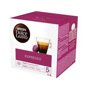 Кофе в капсулах Nescafe Dolce Gusto Espresso, 16 шт