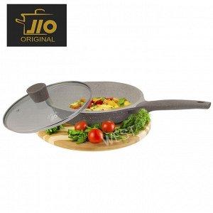 """Сковорода с гранитным покрытием JIO """"Granite Line"""" / 20 см"""