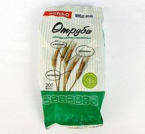 Отруби пшеничные, с топинамбуром, 200 г
